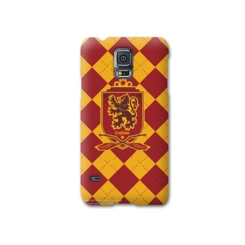 Coque Samsung Galaxy S5 WB License harry potter ecole - griffindor B