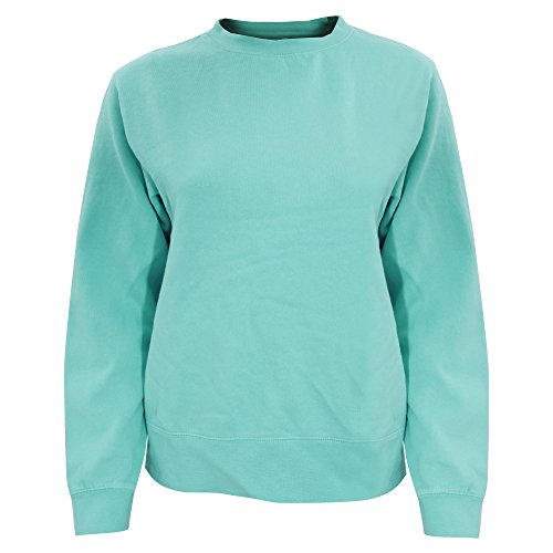 Comfort Colours - Sweat uni - Femme Vague