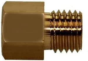 Raid Hp 660428 Gewindeadapter M10 X 1 0 Für Öldruckgeber Montage Und Öltemperaturgeber Montage Auto