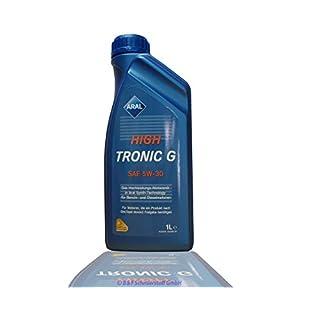 ARAL High Tronic G 5W-30 Motorenöl, 1 Litre