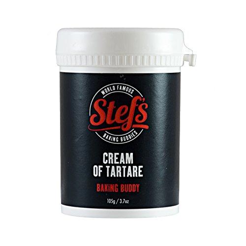 Stef's Baking Buddies - Cream of Tartar 105g
