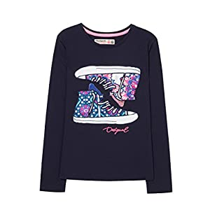 Desigual TS_Bambas Camiseta para Niñas
