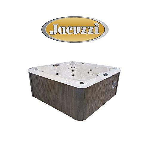 ORIGINAL Jacuzzi ® Spa J235 beheizter Whirlpool inkl. Wärmeabdeckung Aktionsmodell mit 6 Sitzen, einem Wasserfall, LED-Kontrollanzeige und umlaufender Beleuchtung sowie 3 Kopfstützen und Filtersystem - 2