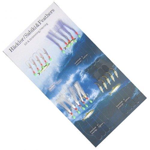4 Heringsvorfächer im Set Meeresvorfächer