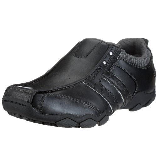 Skechers Men's Diameter Heisman Black, 9 UK (43 EU)