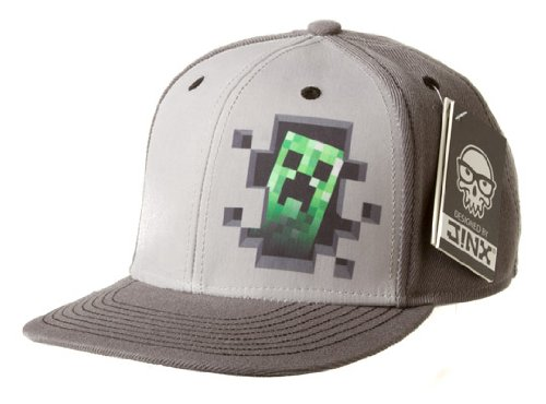 nerhalb Premium-Snap-Back-Hut (Minecraft Creeper Kostüme)