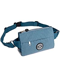 Buyworld Women Travel Waist Bags Pochete 2017 Casual Handy Fanny Pack Candy Color Chest Packs Belt Bag Pouch Bolsa...