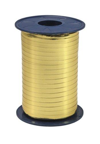 Unbekannt Ringelband 5mm 400m metal.gold [Spielzeug]