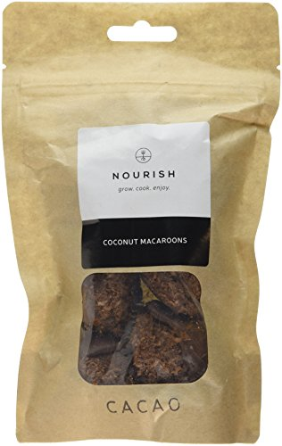 Nourish Cacao Macaroons 140 g (Pack of 5) Test
