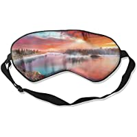 Artistic Colorful River Sleep Eyes Masks - Comfortable Sleeping Mask Eye Cover For Travelling Night Noon Nap Mediation... preisvergleich bei billige-tabletten.eu
