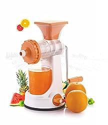 Sarangware Fruit & Vegetable Juicer With Steel Handle & Vacuum Base System, Idle for Kitchen & Home