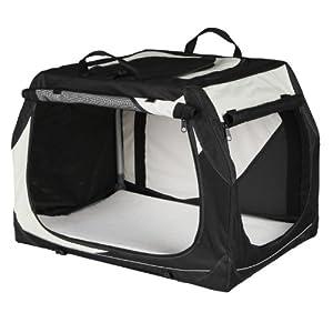 Trixie 39721 Vario Transportbox, Größe S, 61×43×46 cm