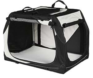 Trixie 39723 Vario Transportbox, Größe M-L, 91×58×61 cm