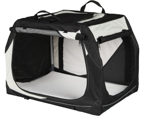 Trixie 39722 Mobile Kennel Vario 30, S-M: 76 × 48 × 51 cm