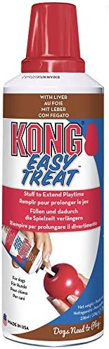 KONG - Easy Treat™ - Dog Treat Paste - Liver - 8 ounce