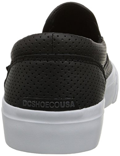 DC Trasé homme Slip-On Shoe L Black-White