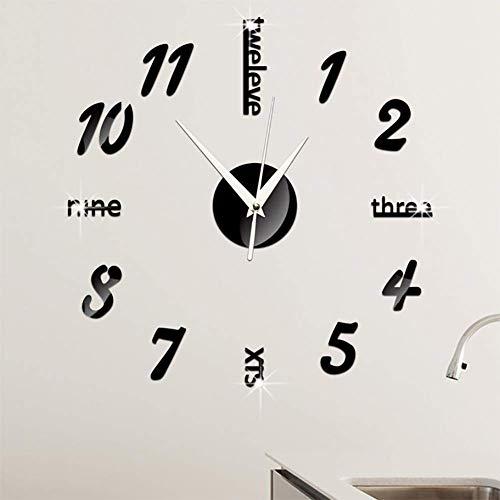 27a922e5658f8 MTX Ltd Orologio da parete creativo di stile occidentale creativo Orologio  da parete creativo - Orologio