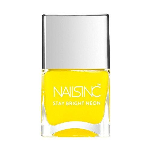 Nails Inc Vernis à ongles Néon, Golden Lane