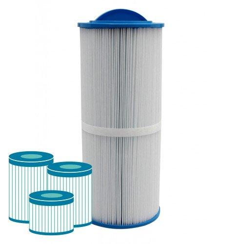 6x ma35m Spa Whirlpool Filter Universal Fit Darlly UNICEL Pleatco Filbur Whirlpool