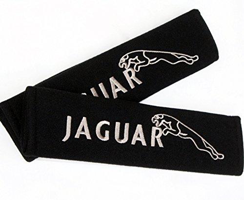jaguar-embroidered-badge-seat-belt-pads