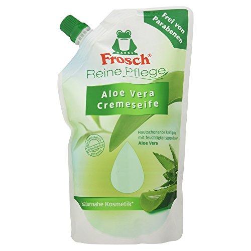 Frosch Handseife Aloe Vera Nachfüller, 500 ml