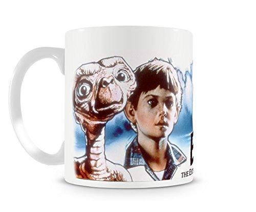 E.T. Oficialmente Licenciado Taza cerámica de café