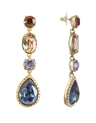 AZ COLLECTION Luxury Fashion Damen ZE2274 Gold Ohrringe | Jahreszeit Outlet