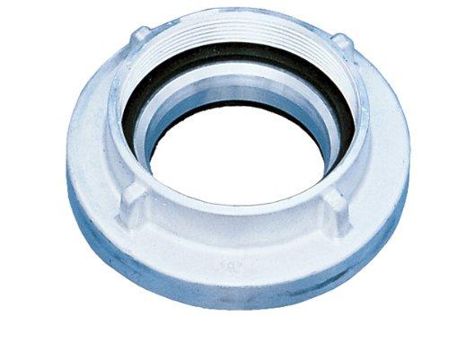"B Storz-Kupplung G 2 1/2\"" Zoll (IG), 75mm Festkupplung Werkstoff:Aluminium"