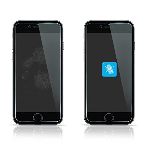 Anker AK-A7231011 - Protector de pantalla (iPhone 6, Teléfono móvil/smartphone, Apple, Vidrio, Transparente)