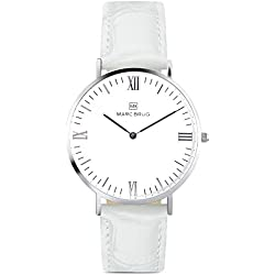 Marc Brüg Men's Minimalist Watch Lexington 41 Hygge