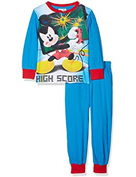 Disney Mickey Mouse, Pijama para Niños,