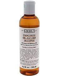 Kiehl's Shampooing Infusé aux Huiles Naturelles pour Cheveux Secs et Frisottés - 8.4 fl oz