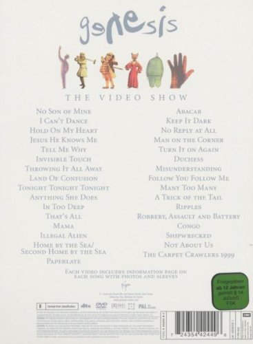 The Video Show [DVD] [2005]