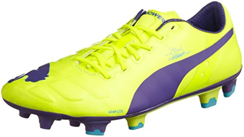 Puma evoPOWER 1 FG - Zapatos de fútbol de material sintético hombre