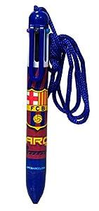 CYP- Bolígrafo 6 Colores FC Barcelona, Multicolor (BSC-09-BC)