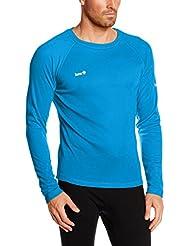 Izas Nelion - Camiseta térmica  para hombre, color royal, talla XL