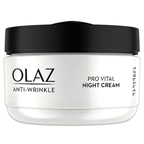 Olaz Anti-Falten Pro Vital Anti-Aging-Nachtcreme, 50ml