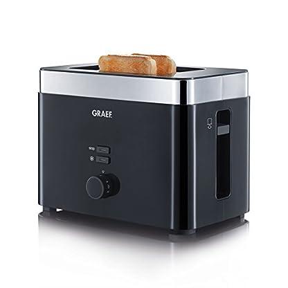 Graef-Toaster-TO-62-schwarz