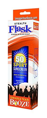 Schmuggeln Ihr Booze 10oz Sonnenschutz Fläschchen von Schmuggeln Ihr Booze