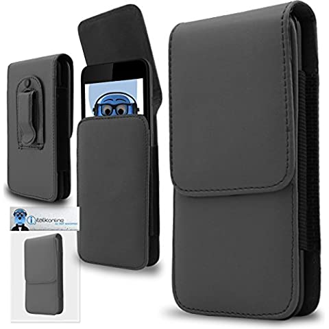 iTALKonline Palm Treo Pro PU Pelle GRIGIO