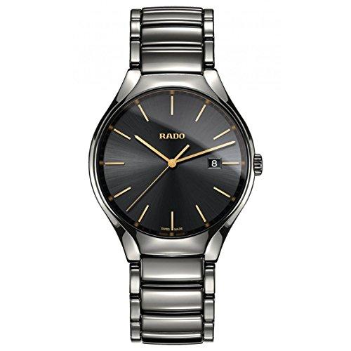 Rado Herren Uhr Analog mit Keramik Armband R27239152