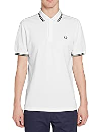 Fred Perry - Polo Fpmm3600 E04 Blanc