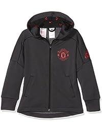 adidas Yb MUFC FZ HD Sudadera Línea Manchester United FC 7301512345e