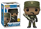 Funko Pop 08 - SGT. Johnson Chase - Halo
