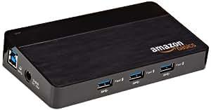 AmazonBasics USB Hub,3.0 mit 10Ports