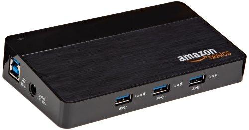 AmazonBasics Hub USB 3.0 a 10 porte