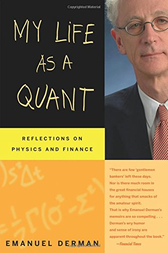 My Life as a Quant P: Reflections on Physics and Finance