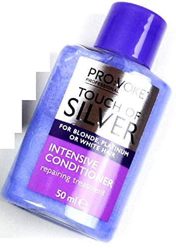 2 acondicionadores Provoke Touch of Silver Intensive