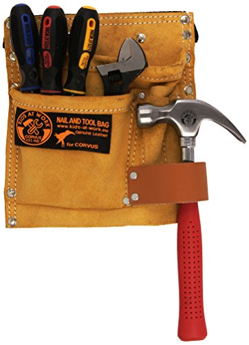 Preisvergleich Produktbild Corvus A 600 102 - Kids at Work Werkzeugset mit Gürtel