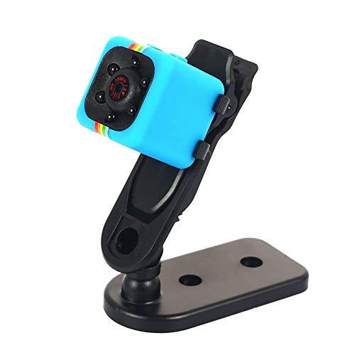 XuBa SQ11 Full HD 720P Mini Car DV DVR Camera Dash Cam with IR Night Vision Blue